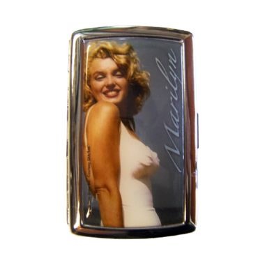 Marilyn Monroe Cigarette Case - Gentlemen Prefer Blondes