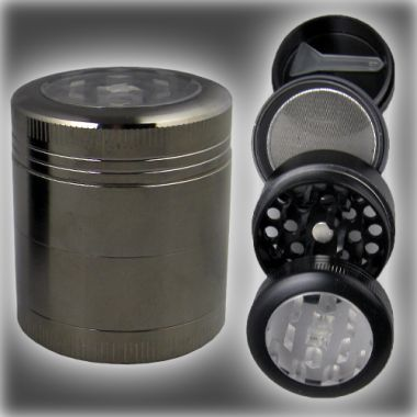 Clearview 4 Part Sifter Grinders
