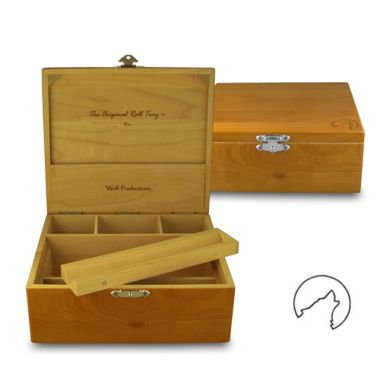 Original Roll Tray - Wolf T3L Deluxe - Maple