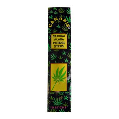 Canabis Flora Incense Sticks