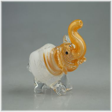 Elephant Colour Changing Pipe