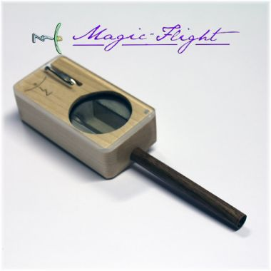 Magic Flight Launch Box Wood Stem
