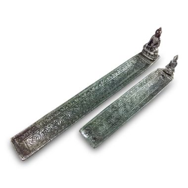 Thai Buddha Metal Incense Holder