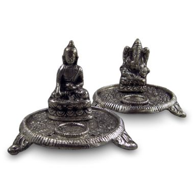 Metal Incense Podiums