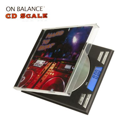 On Balance CD Scale