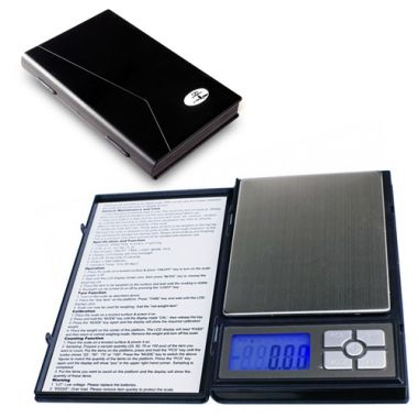On Balance Notebook Scale - NBS-100 (0.01g x 100g)