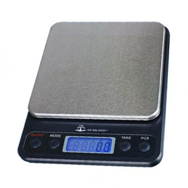 On Balance OB-3000 3kg x 0.1g Tabletop Scales