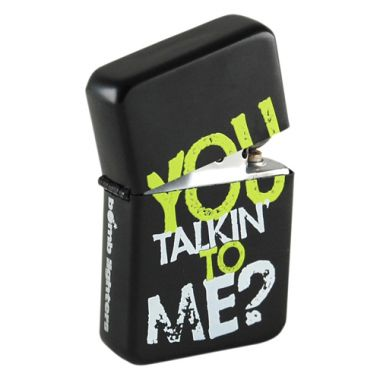 Bomb Lighters Wind Proof Lighters - Talkin To Me