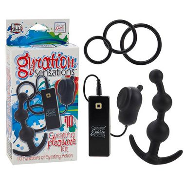 Gyration Sensations Gyrating Pleasure Kit