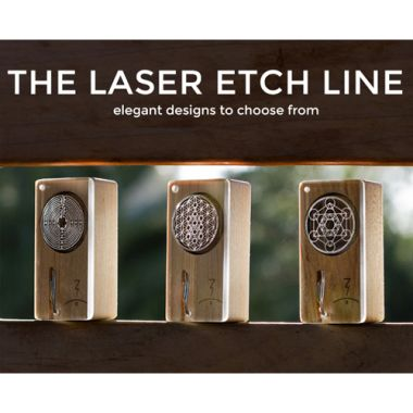 Magic Flight Launch Box Laser Etched Mini Vaporizer