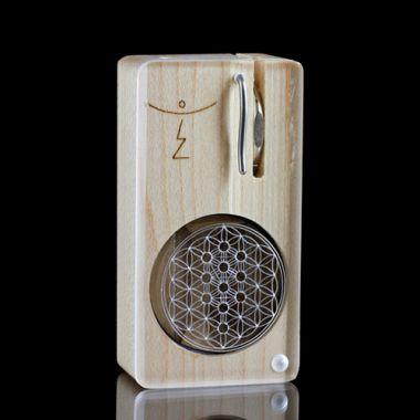 Magic Flight Launch Box Laser Etched Mini Vaporizer - Tree Of Life