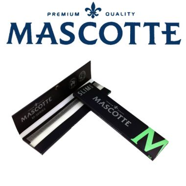 Mascotte Slim M-Series Rolling Papers - Single Pack
