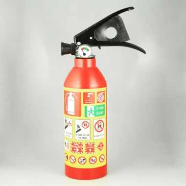 Stash Fire Extinguisher