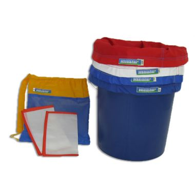 Bubble Bags Lite 4 Bag Kit - 5 Gallon