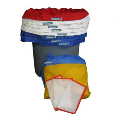 Bubble Bags Lite 8 Bag Kit - 20 Gallon
