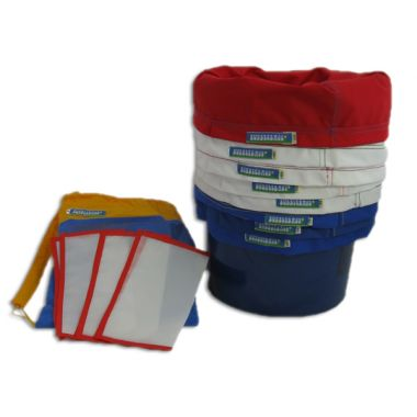 Bubble Bags Lite 8 Bag Kit - 5 Gallon