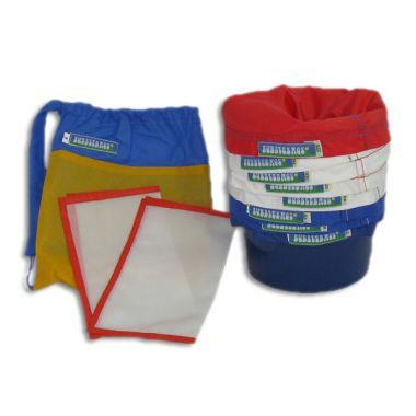 Bubble Bags Lite 8 Bag Kit - 1 Gallon