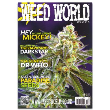 Weed World Magazine - Issue 110