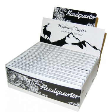 Highland Headquarters- Box of 24