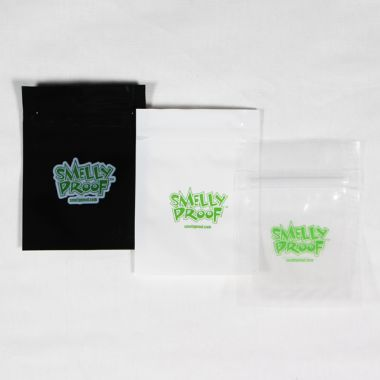 Smelly Proof Baggies (Extra Extra Small)