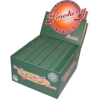 Smoking Green - Box of 50