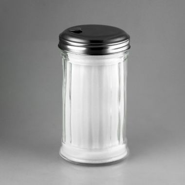 Stash Glass Sugar Dispenser