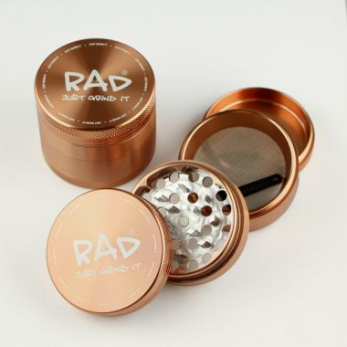 RAD Just Grind It Sharpstone Sifter Grinder