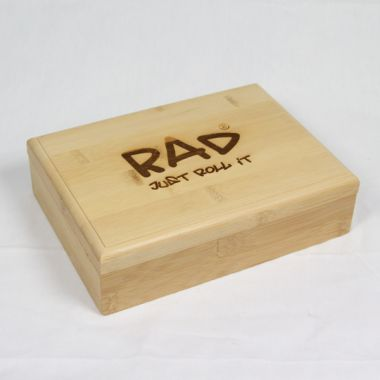 RAD Just Roll It Deluxe Magnetic Rolling Box