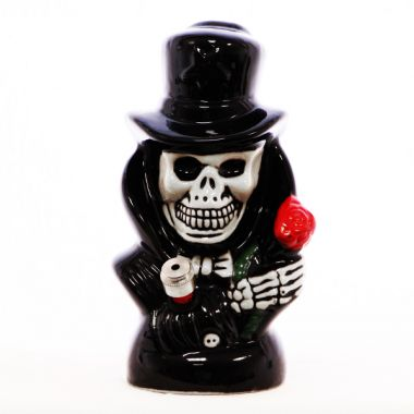 Black Death Ceramic Bong