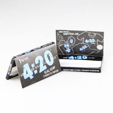 4:20 1 1/2 Size Cigarette Papers