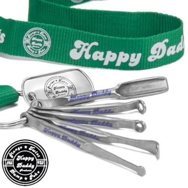 Happy Daddy Slinger Titanium Dabber Set