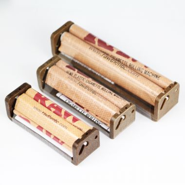 RAW Hemp Plastic Cigarette Rolling Machine
