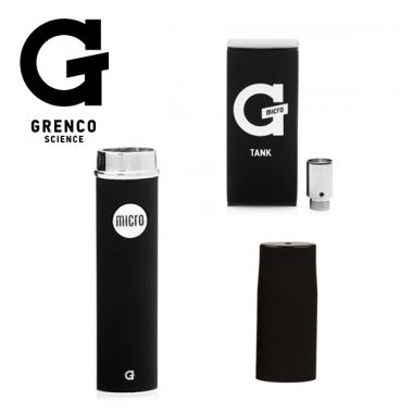 GrenCo microG Herbal Vaporizer Spare Parts