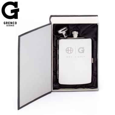 HUF x Grenco G Flask