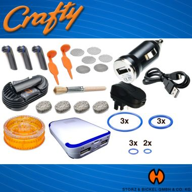 Crafty Vaporizer Spare Parts & Accessories
