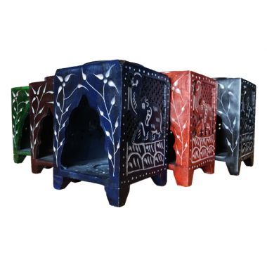 Large Elephant Square Oil Burners