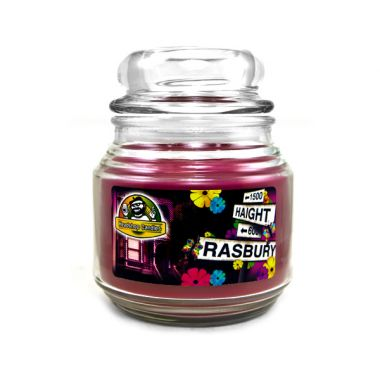 Headshop Candles (16oz) - Haight Rasbury