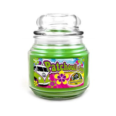 Headshop Candles (16oz) - Patchouli & Sage