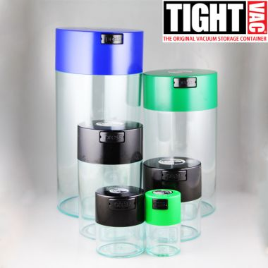Tight Vac Containers (Transparent)