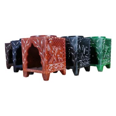 Medium Elephant Square Oil Burners