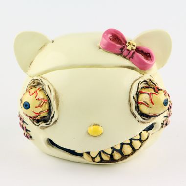 Crazy Kitty Ashtray