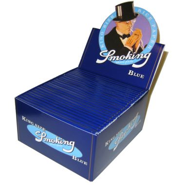 Smoking Blue - Box of 50