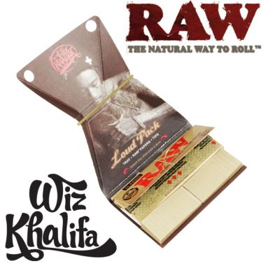 RAW Wiz Khalifa 1 1/4 Size Artesano Papers