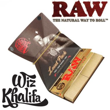 RAW Wiz Khalifa Kingsize Slim Artesano Papers