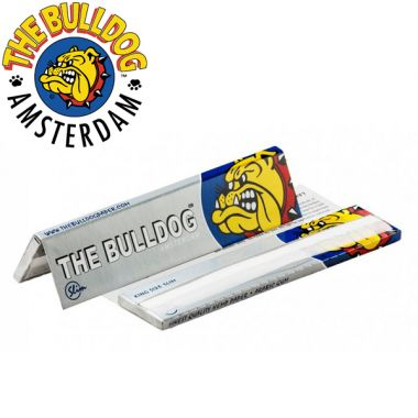 The Bulldog Kingsize Slim Rolling Papers