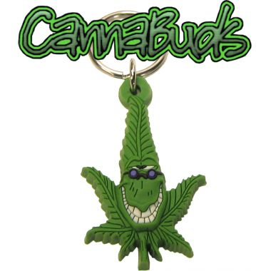 Cannabuds Keyring - The Doctor