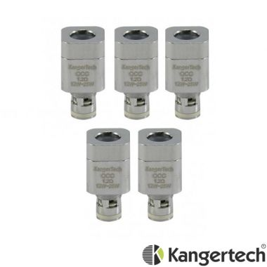 Kangertech Replacement OCC Coil - 1.2 ohm (Pack of 5)