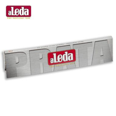 Aleda Prata Kingsize Slim Rolling Papers