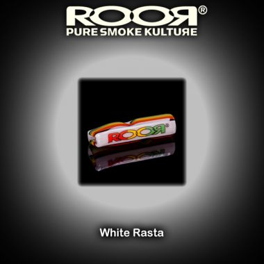 Roor Limited Edition Phuncky Feel Tip - White Rasta