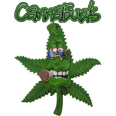 Cannabuds Magnet - Rocket